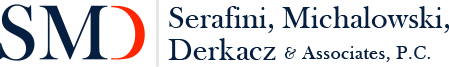 Logo of Serafini, Michalowski, Derkacz & Associates, P.C.